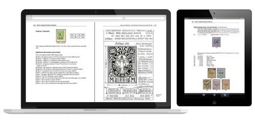 philatelic eBooks for laptops and tablets
