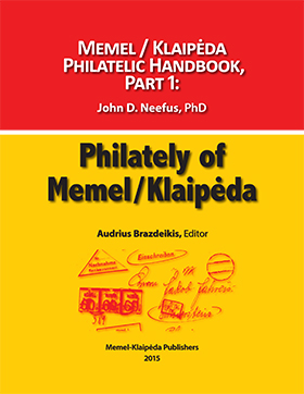 MK Philatelic Handbook Part 1
